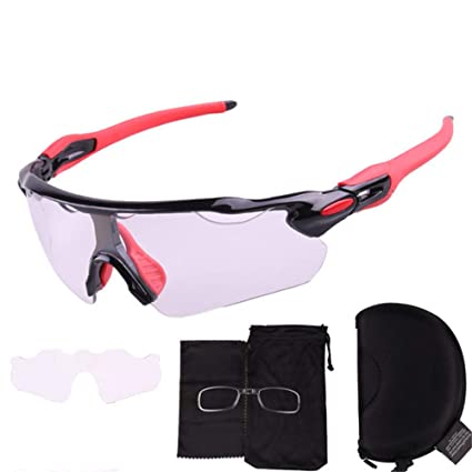 b6df86d01ad Snow Ski Goggles Color Changing Cycling Glasses Sunglasses Windshield  Outdoor Sports Mountain Bike Glasses Sports Sunglasses