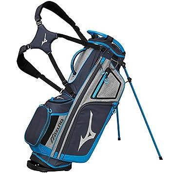 Mizuno brd4s Bolsa de Golf Unisex, Color Gris/Azul