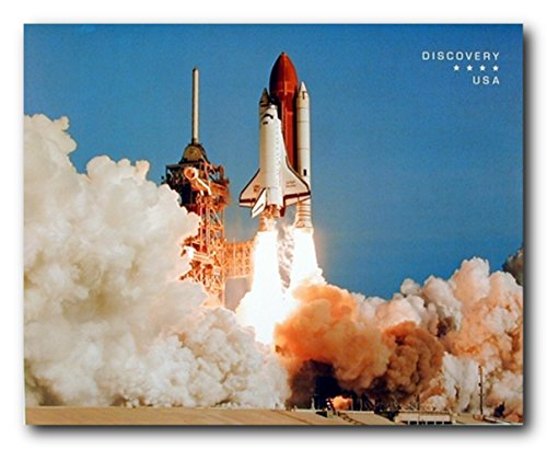 NASA Space Shuttle Blasting Off NASA Wall Decor Art Print Poster