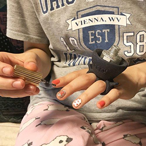 tweexy The Original Wearable Nail Polish Holder, Stargaze by tweexy (Image #6)