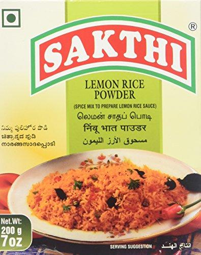 - Sakthi Lemon Rice Powder
