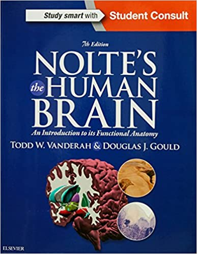 Noltes The Human Brain An Introduction To Its Functional Anatomy