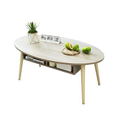 Amazon.com: DNSJB Computer Desk Living Room Coffee Table ...