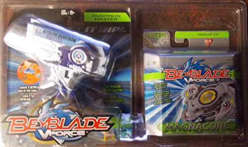 BeyBlade VForce: Duotron Master & Driger V2 by Hasbro