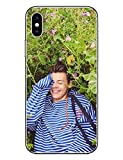 CH One Direction iPhone 5 Case English Irish Pop Boy Band Harry Styles 5S Cover 5 SE Niall Horan Liam Payne Louis Tomlinson Zayn Malik London England Teen Pop Rock Music X Factor, Plastic