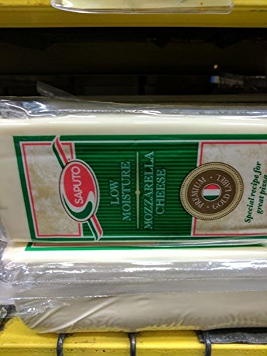 Saputo Whole Milk Mozzarella Cheese 5 Lb. by Saputo (Image #1)