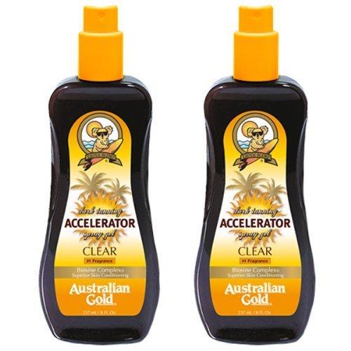 Australian Gold Dark Tanning Accelerator Spray Gel