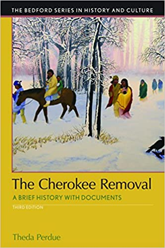 Amazon cherokee removal a brief history with documents amazon cherokee removal a brief history with documents bedford series in history and culture ebook theda perdue kindle store fandeluxe Gallery
