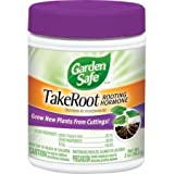 Garden Safe TakeRoot Rooting Hormone for Plants, 2-Ounce (3 Pack) Made in USA