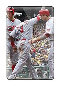 MitchellBrownshop Hot cincinnati reds MLB Sports & Colleges best iPad Mini 2 cases 4266382J502782234