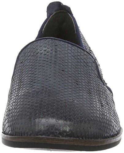 Tamaris 24209, Mocasines para Mujer Azul (Navy Structure 855)