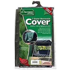 UNIBOS 2plazas al aire libre jardín columpio de jardín, protección contra la intemperie nuevo