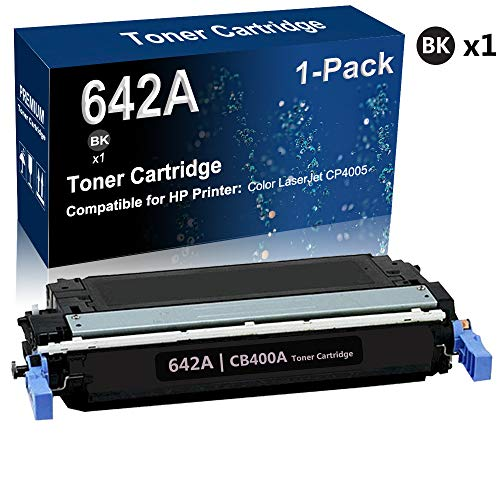 1-Pack (Black) Compatible Color Laserjet CP4005 Series Laser Toner Cartridge covid 19 (Color Laserjet Cp4005 Series coronavirus)