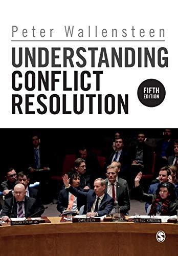 Understanding Conflict Resolution por Peter Wallensteen