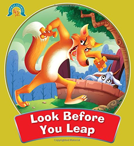 look before you leap story