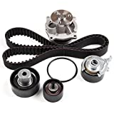 SCITOO Timing Belt Water Pump Kit for 98-99 Mercury Mystique Ford Contour 2.0L L4 VIN 3