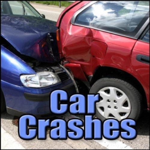 (Auto, Crash - Long Squealing Skid and Large Crash, Vintage Recording, Car Crashes, Comic Hits & Skids, Car Skids, Braking & Tires)