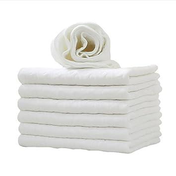 QIAN Pañales para bebés se pueden lavar artículos para bebé de tela de algodón anillo de