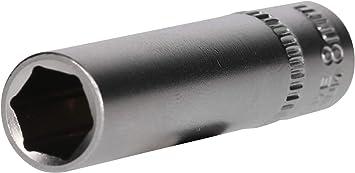 KS Tools 518.0870 CL/ÁSICO Llave de Tubo Hexagonal 6x7m m