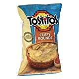 Tostitos Crispy Rounds Tortilla Chips, 13 oz