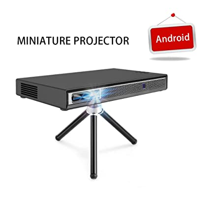 Amazon.com: Mini Projector T5 2019 New Upgrade Android 6.0 ...