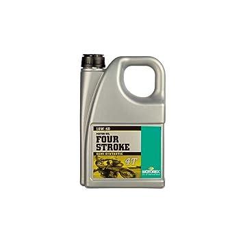 Motorex Aceite Motor 4t 4 Stroke 10w/40 4 L.
