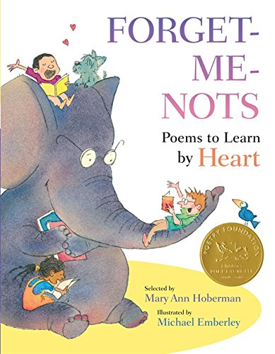 Forget Me Nots  Poems To Learn By Heart