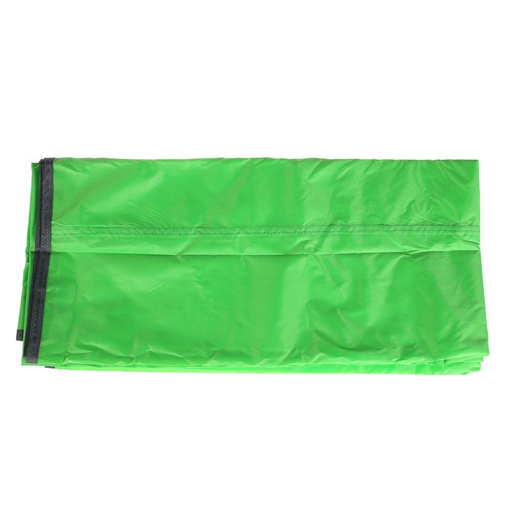 Resistente al agua Oxford al aire libre manta Picnic Mat Camping velarium alfombrilla, verde vanpower