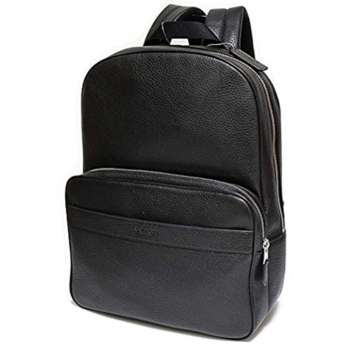 Coach New York Mens Hamilton Backpack In Pebble Leather, ...