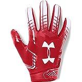 Under Armour Boys' F6 Youth Football Gloves