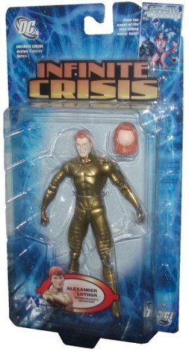 DC Infinite Crisis Series 1 Alexander Luthor Figure by Comics