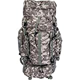 Extreme Pak™ Digital Camouflage Water-Resistant, Heavy-Duty Mountaineer's Backpack