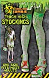 Biohazard Zombie Stockings Adult Accessory