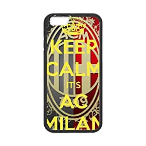 AC Milan For iPhone 6 Plus Screen 5.5 Inch Csae protection phone Case FX280747