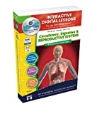 Circulatory, Digestive & Reproductive Systems - Digital Lesson Plan (Human Body) (Human Body (Classroom Complete Press))