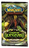 Upper Deck - Jeu de Cartes à Collectionner - World Of Warcraft - Booster Wow Marche De La Legion