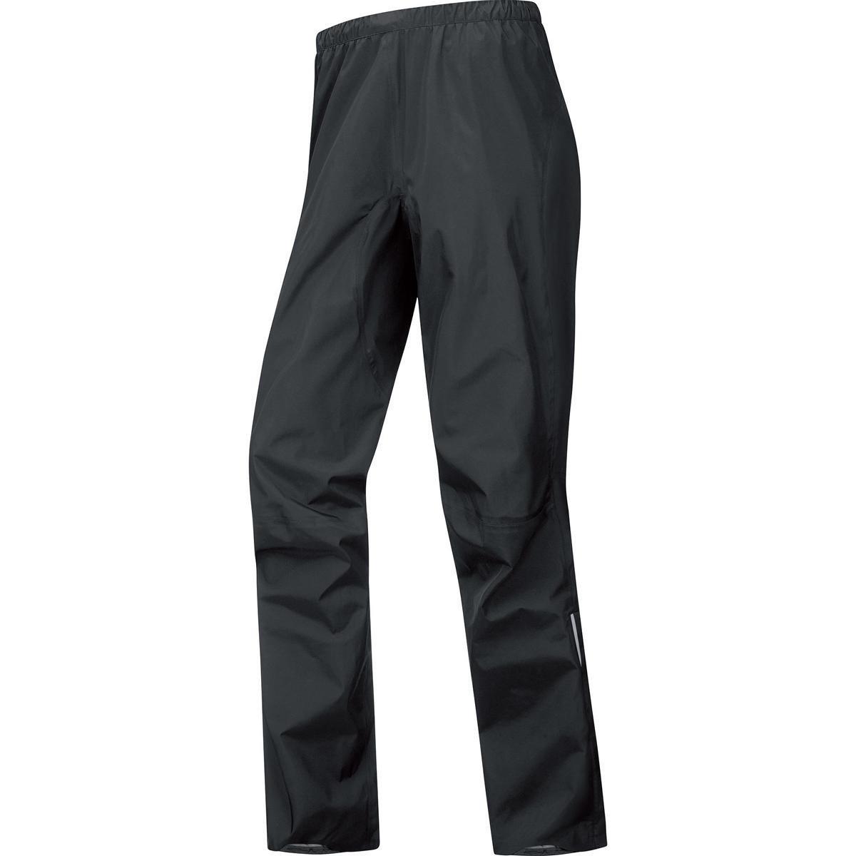 Gore Bike WEAR, Men´s, Mountain Bike Overtrousers, Waterproof, Gore-TEX Active, Power Trail GT AS, Size S, Black, PLPOWE