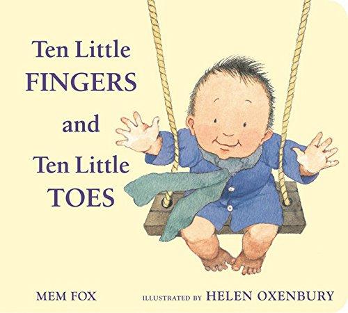 Ten Little Fingers and Ten Little Toes