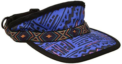 KAVU Synthetic Strap Visor Fishing Hat, Surf Wax, One Size (Visor Synthetic)