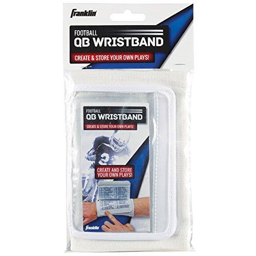 Franklin Wristband (Franklin Sports Quarterback Wristband (Assorted Colors))