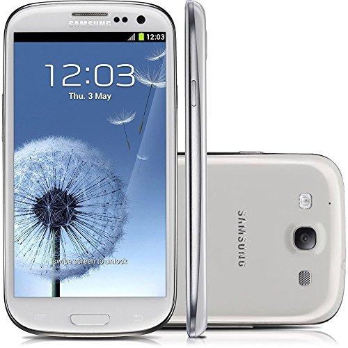 Samsung Galaxy S3 SCH-I535 Verizon Phone, 16GB, Marble White