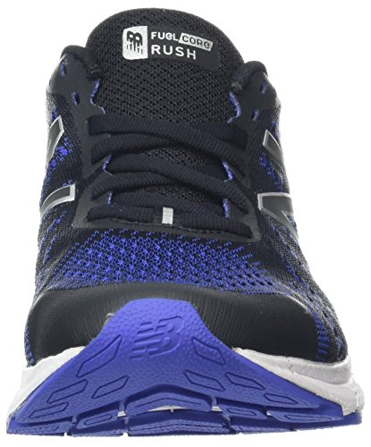 New Balance Fuel Core Rush V3, Zapatillas de Running Para Mujer Negro (Black)