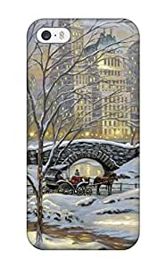 Art Marie Johnson Slim Fit Tpu Protector EIAwfXD1202DSeTh Shock Absorbent Bumper Case For Iphone 5/5s