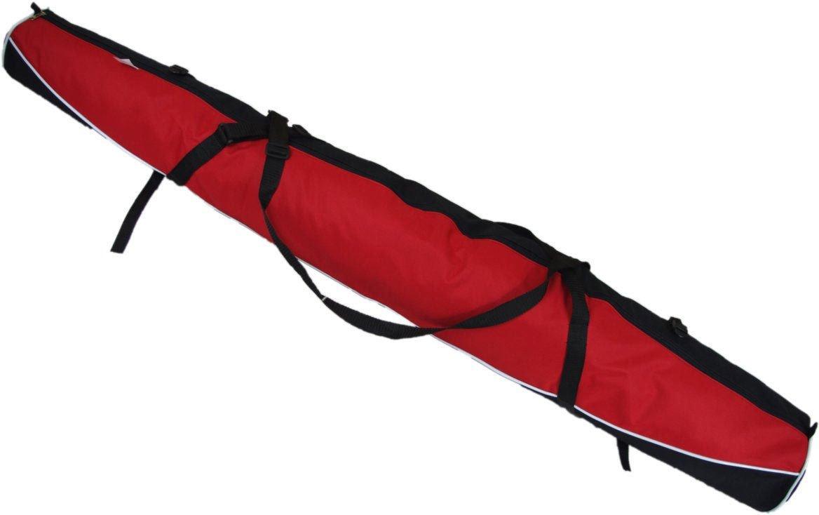 WITAN Bolsa para esquís de Adulto, Color Rojo, tamaño Medium WITA8|#WITAN 4260282263982