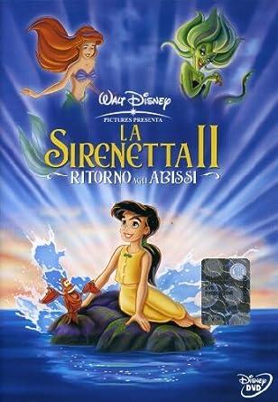 la sirenetta walt disney dvd ita torrent