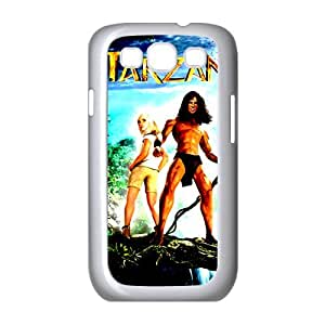 "Hot 3D Hollywood Movie ""Tarzan"" Poster Samsung Galaxy S3 I9300 Hard Snap-on Case,Kellan Lutz Poster Back Cover For Samsung Galaxy S3 I9300"