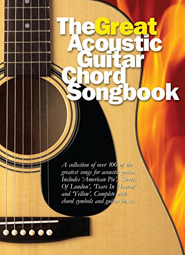 The Great Acoustic Guitar Chord Songbook - Kindle edition by Wise ...