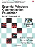 Essential Windows Communication Foundation (WCF): For .NET Framework 3.5 (Microsoft .Net Development)