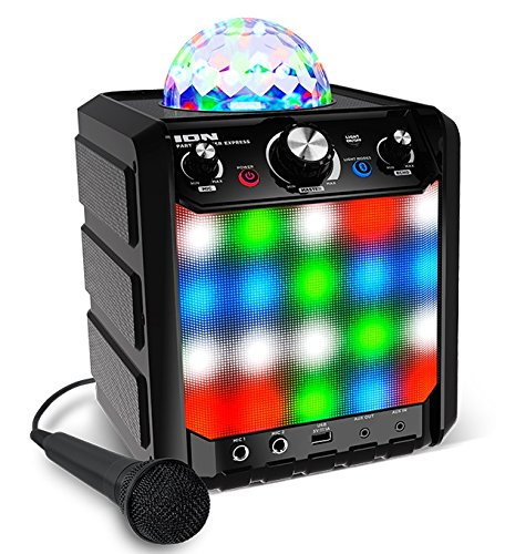 ION Audio Party Rocker Express, Bluetooth - The Party Rocker