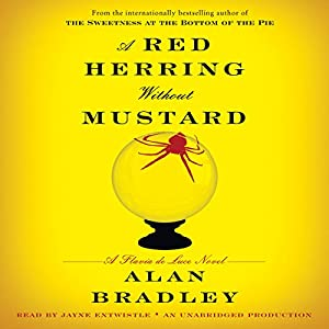 A Red Herring Without Mustard Hörbuch